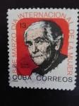 Sellos del Mundo : America : Cuba : Homenaje