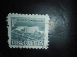Stamps Cuba -  Monumento