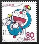 Sellos de Asia - Japón -  Comics
