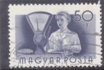 Stamps : Europe : Hungary :  TENDERA