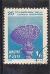 Stamps : Europe : Hungary :  RADAR