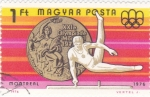 Stamps : Europe : Hungary :  OLIMPIADA MONTREAL-76