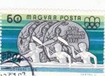 de Europa - Hungría -  OLIMPIADA DE MONTREAL-76