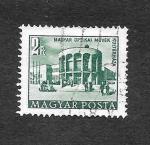 de Europa - Hungría -  Casa de la Cultura
