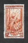 Stamps : Europe : Italy :  Clasificando Naranjas