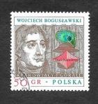 Sellos del Mundo : Europa : Polonia : Wojciech Bogusławski