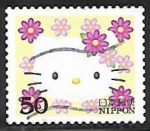 Sellos del Mundo : Asia : Japón : Hello Kitty - I