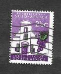 Stamps Africa - South Africa -  Finca Vinícola