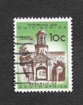 Stamps Africa - South Africa -  Castillo de Buena Esperanza