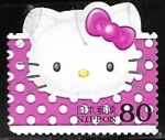 Stamps Asia - Japan -  Hello Kitty - 2