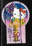 Stamps Asia - Japan -  HELLO KITTY