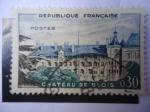 Stamps Europe - France -  Castillo Chateau de Blois