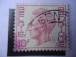 de Europa - Bélgica -  King Baudouin I (1930-1993) Tipo Elström.