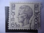 Stamps Europe - Belgium -  King Baudouin I (1930-1993) Tipo Elström.