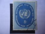 Stamps America - ONU -  UN - Símbolo.