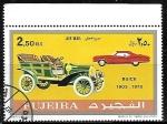 Sellos del Mundo : Asia : Emiratos_Árabes_Unidos : Buick