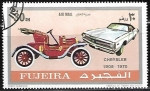 Stamps United Arab Emirates -  Chrysler
