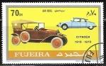 Sellos del Mundo : Asia : Emiratos_Árabes_Unidos : Citroën