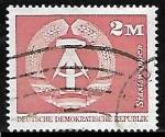de Europa - Alemania -  National coat of arms