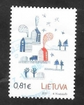 de Europa - Lituania -  Paisaje