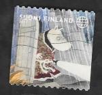Sellos del Mundo : Europa : Finlandia : 2486 - Moomin