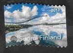 Sellos del Mundo : Europa : Finlandia : 2463 - Paisaje