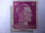 sellos de Europa - Alemania -  Adolf Hitler (1889-1945)-Canciller- Alemania Reino - Deutsches Reich