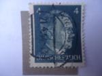 Stamps Germany -  Adolf Hitler 1889-1945 - Alemania Reino.
