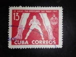 Sellos de America - Cuba -  Deporte