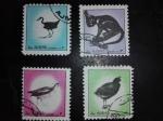 Stamps United Arab Emirates -  Fauna
