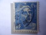 Stamps Europe - France -  Marianne - serie Gandon
