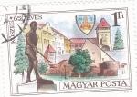 Stamps Europe - Hungary -  650 ANIVERSARIO KOSZEG
