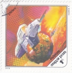 Stamps : Europe : Hungary :  AERONAUTICA-
