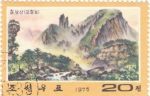 Stamps : Asia : North_Korea :  PAISAJE