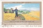 Stamps : Asia : North_Korea :  GRACIAS AL LIDER TENEMOS UN GRAN PAIS