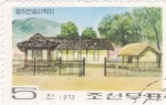 Stamps : Asia : North_Korea :  CABAÑAS