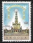Sellos de Africa - Angola -  Basilia de Fatima