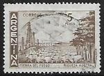 Stamps Argentina -  Tierra del Fuego