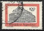 Sellos de America - Argentina -  Teatro Colon (Buenos Aires)