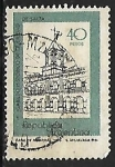 Stamps : America : Argentina :  Cabildo de Salta
