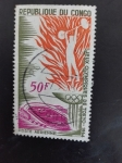 Stamps of the world : Republic of the Congo :  Deporte