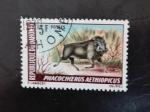 Stamps of the world : Benin :  Republica de Dahomey