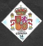Stamps Europe - Spain -  Escudo de España