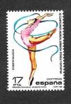 Stamps : Europe : Spain :  Edf 2811 - XII Campeonato Mundial de Gimnasia Rítmica