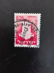 Stamps Asia - Israel -  Motores