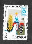 Sellos de Europa - España -  Edf 2263 - XXV Aniversario de la Feria del Campo