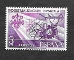 Sellos de Europa - España -  Edf 2292 - Industrialización Española