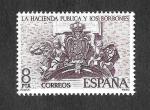 Sellos de Europa - España -  Edf 2573 - La Hacienda Pública y Los Borbones