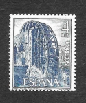 Stamps Europe - Spain -  Paisajes y Monumentos