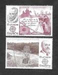 Stamps : Europe : Spain :  EUROPA CEPT